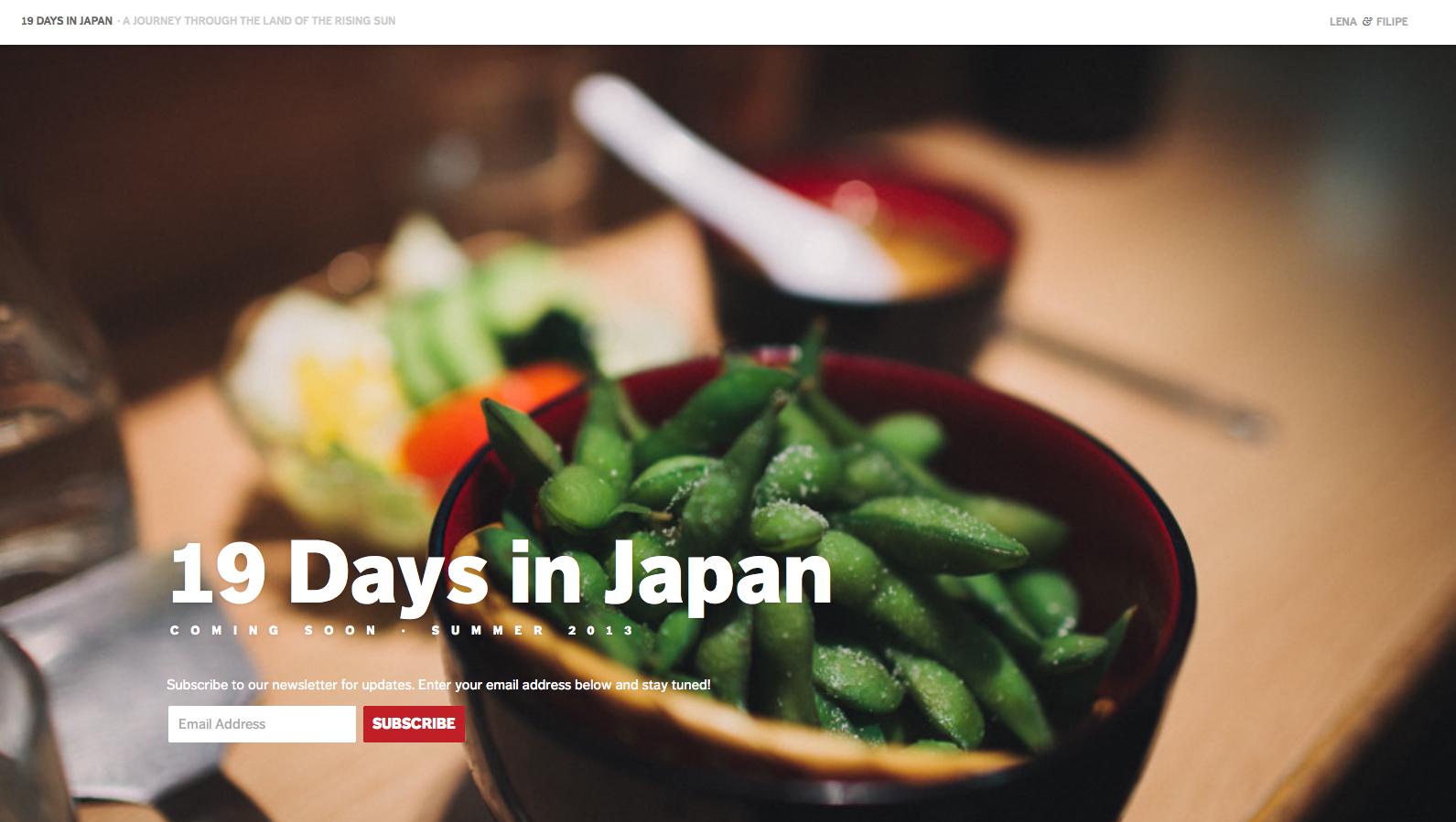 19daysinjapan.com