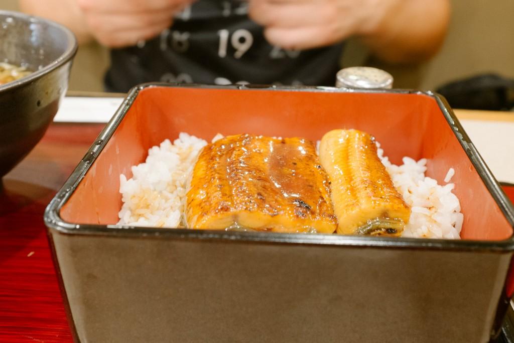 Eel for keoshi.